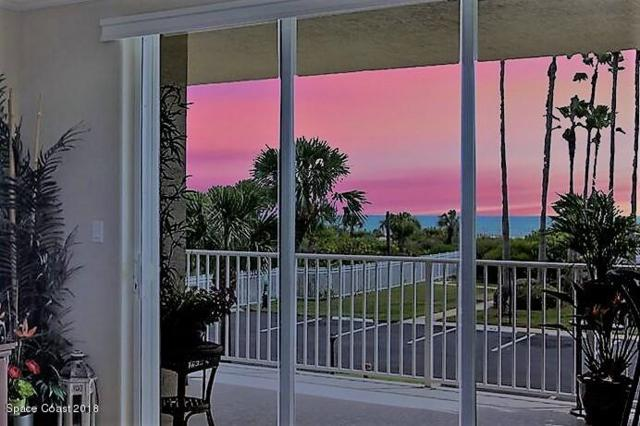 816 Mystic Drive #206, Cape Canaveral, FL 32920 (MLS #823767) :: Pamela Myers Realty