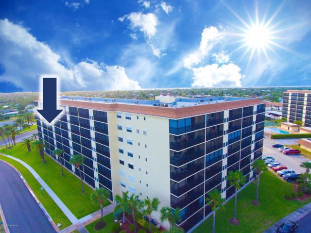520 Palm Springs Boulevard #502, Indian Harbour Beach, FL 32937 (MLS #829210) :: Pamela Myers Realty