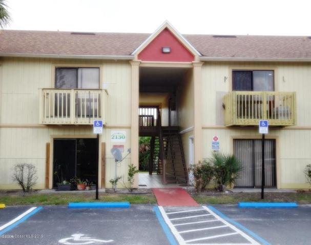 2130 Forest Knoll Drive NE #108, Palm Bay, FL 32905 (MLS #843905) :: Pamela Myers Realty