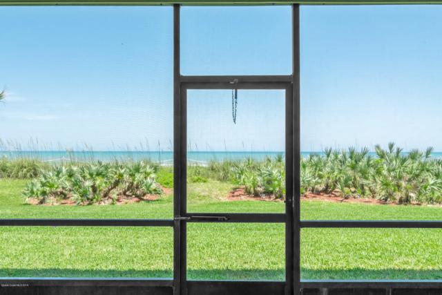 175 Highway A1a #109, Satellite Beach, FL 32937 (MLS #846030) :: Pamela Myers Realty
