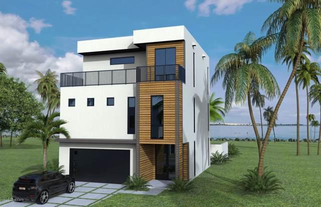 1 Ocean River Drive, Cocoa Beach, FL 32931 (MLS #853485) :: Armel Real Estate