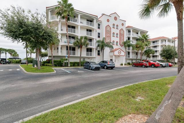 8924 Puerto Del Rio Drive 9-204, Cape Canaveral, FL 32920 (MLS #853634) :: Premium Properties Real Estate Services