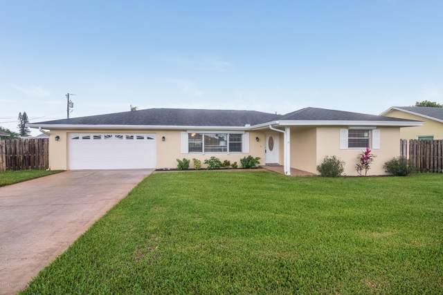459 Sheridan Avenue, Satellite Beach, FL 32937 (MLS #854034) :: Armel Real Estate