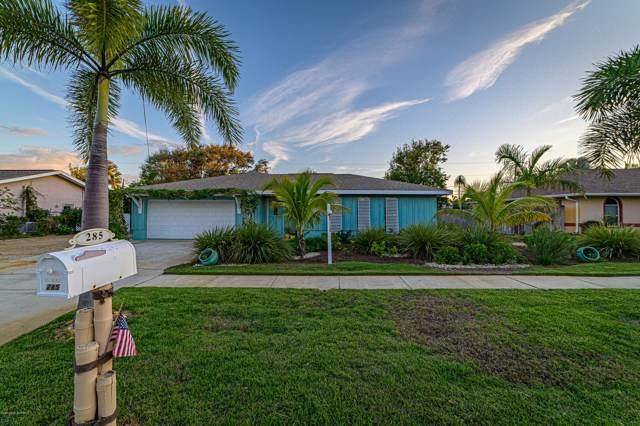 285 Grant Avenue, Satellite Beach, FL 32937 (MLS #861359) :: Armel Real Estate