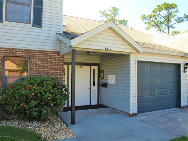 9035 Manchester Lane #24, West Melbourne, FL 32904 (MLS #870318) :: Blue Marlin Real Estate