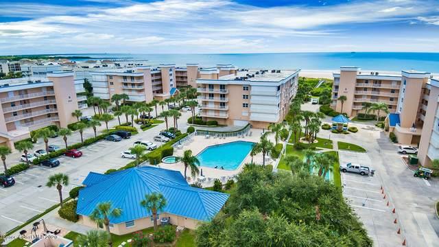 603 Shorewood Drive F402, Cape Canaveral, FL 32920 (MLS #871065) :: Blue Marlin Real Estate
