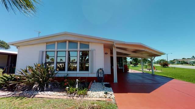 1481 Barefoot Circle, Barefoot Bay, FL 32976 (MLS #873952) :: Premium Properties Real Estate Services