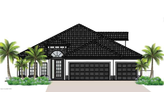1342 Tralee Bay Avenue, Melbourne, FL 32940 (MLS #874909) :: Premium Properties Real Estate Services