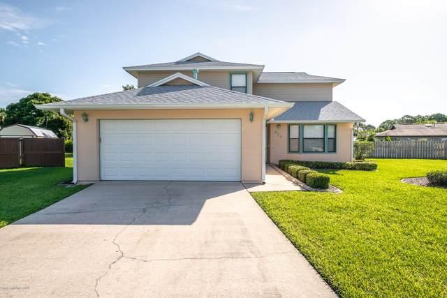 804 Laurel Drive, Rockledge, FL 32955 (MLS #874931) :: Engel & Voelkers Melbourne Central