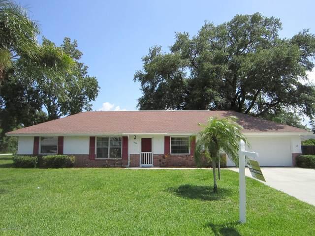 1694 Fallon Boulevard NE, Palm Bay, FL 32907 (MLS #875147) :: Premium Properties Real Estate Services