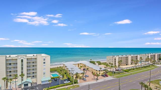 1425 Highway A1a #18, Satellite Beach, FL 32937 (MLS #878988) :: Engel & Voelkers Melbourne Central