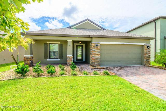 1354 Musgrass Circle, West Melbourne, FL 32904 (MLS #880599) :: Blue Marlin Real Estate