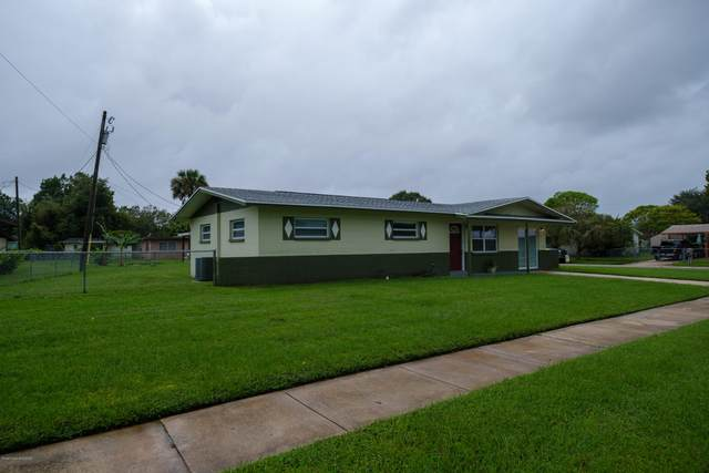 2521 Marlowe Place, Cocoa, FL 32926 (MLS #881851) :: Blue Marlin Real Estate