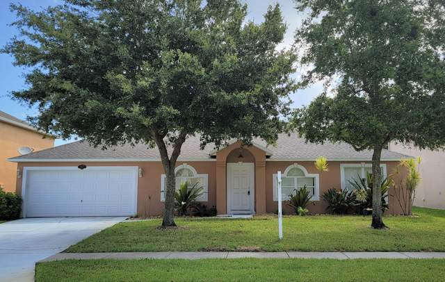 1532 Sorento Circle, West Melbourne, FL 32904 (MLS #882223) :: Blue Marlin Real Estate