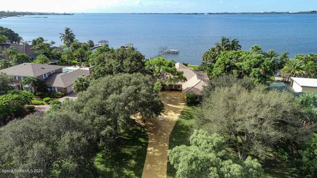 100 Riverside Drive, Melbourne Beach, FL 32951 (MLS #885491) :: Coldwell Banker Realty