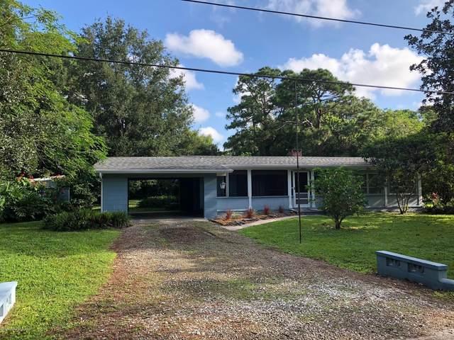 6660 Ward Parkway, Melbourne Village, FL 32904 (MLS #885742) :: Blue Marlin Real Estate