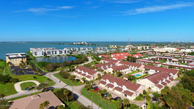 105 Escambia Lane Unit 806, Cocoa Beach, FL 32931 (MLS #887743) :: Blue Marlin Real Estate