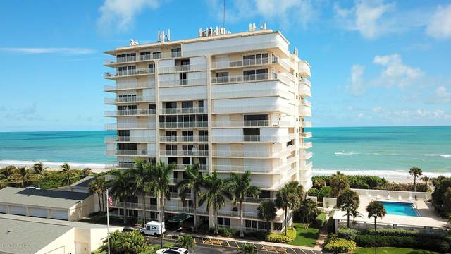 877 N Highway A1a #103, Indialantic, FL 32903 (MLS #888286) :: Premium Properties Real Estate Services