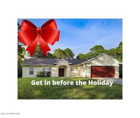 1381 Giddings Street SW, Palm Bay, FL 32908 (MLS #889361) :: Premium Properties Real Estate Services