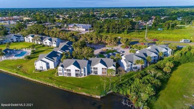 7460 N Highway 1 #102, Cocoa, FL 32927 (MLS #898705) :: Premium Properties Real Estate Services