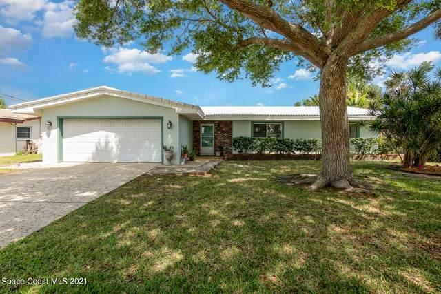 215 Antigua Drive, Cocoa Beach, FL 32931 (MLS #899196) :: Premium Properties Real Estate Services