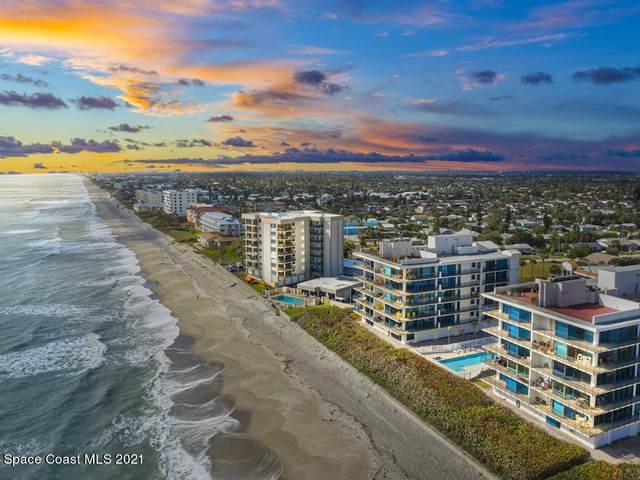 1323 Highway A1a Unit #401, Satellite Beach, FL 32937 (MLS #899482) :: Blue Marlin Real Estate