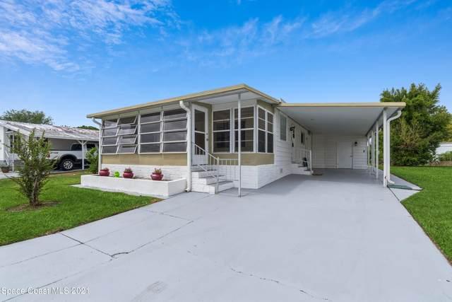 528 Marnie Circle, Melbourne, FL 32904 (MLS #902208) :: Blue Marlin Real Estate