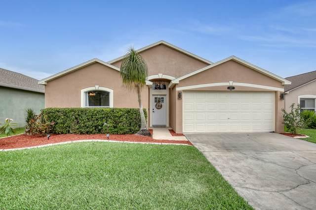 2427 Deercroft Drive, Melbourne, FL 32940 (MLS #902264) :: Blue Marlin Real Estate