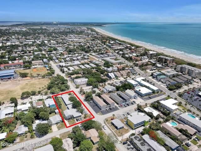 311 Harrison Avenue, Cape Canaveral, FL 32920 (MLS #907490) :: Engel & Voelkers Melbourne Central