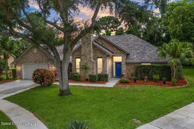 772 Lake Drive, Melbourne, FL 32940 (MLS #908214) :: Premium Properties Real Estate Services