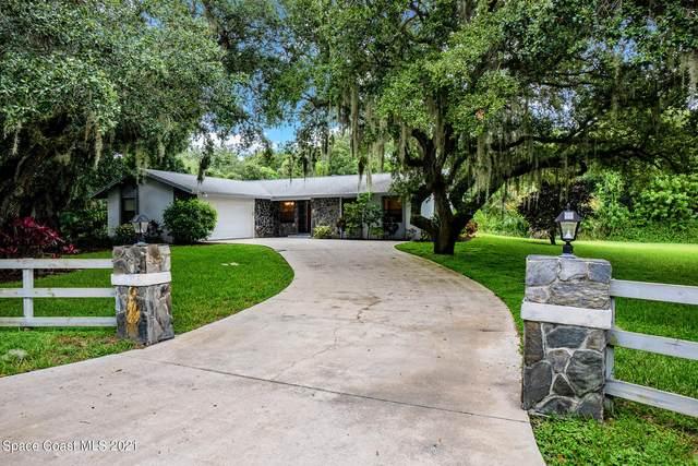 1805 Evers Road, Melbourne, FL 32934 (MLS #908256) :: Premium Properties Real Estate Services