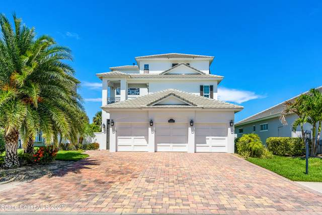 7637 Kiawah Way, Melbourne Beach, FL 32951 (MLS #909631) :: Blue Marlin Real Estate