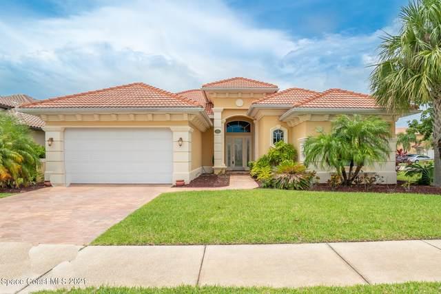 3008 Lamanga Drive, Melbourne, FL 32940 (MLS #909850) :: Blue Marlin Real Estate