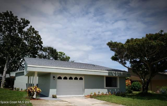 435 Myrtlewood Road, Melbourne, FL 32940 (MLS #911344) :: Blue Marlin Real Estate