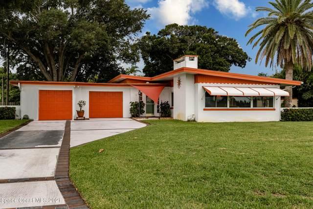 2310 Scenic Drive, Melbourne, FL 32901 (MLS #911474) :: Blue Marlin Real Estate