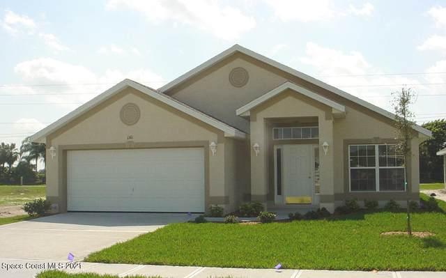 2572 Pinwherry Street NW, Palm Bay, FL 32907 (MLS #912663) :: Blue Marlin Real Estate