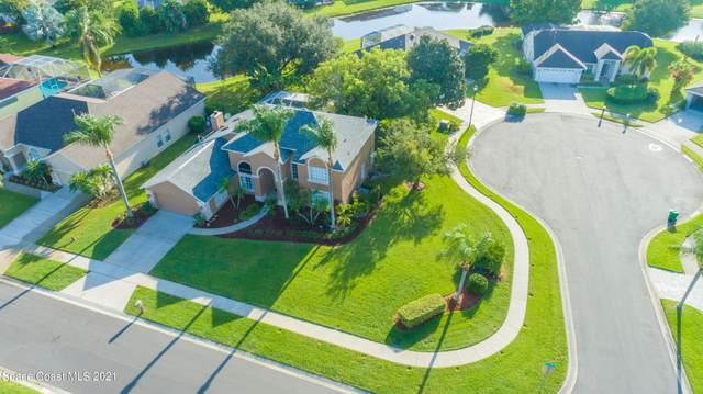 309 Carmel Drive, Melbourne, FL 32940 (MLS #913200) :: Keller Williams Realty Brevard