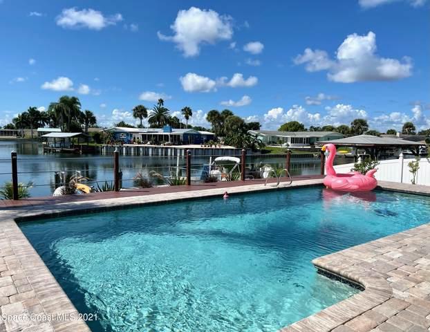 515 Diana Boulevard, Merritt Island, FL 32953 (MLS #915258) :: Blue Marlin Real Estate
