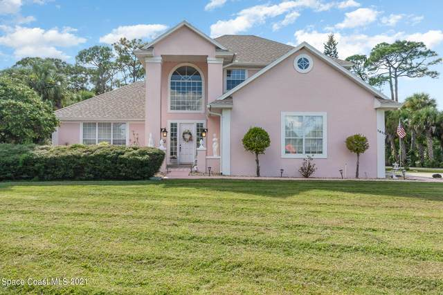 1817 Laurel Oak Drive S, Rockledge, FL 32955 (MLS #916816) :: Keller Williams Realty Brevard