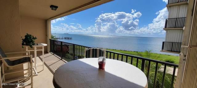 201 International Drive #723, Cape Canaveral, FL 32920 (MLS #917940) :: Premium Properties Real Estate Services