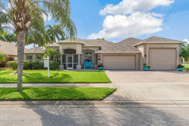 1878 Auburn Lakes Drive, Rockledge, FL 32955 (MLS #917963) :: Keller Williams Realty Brevard
