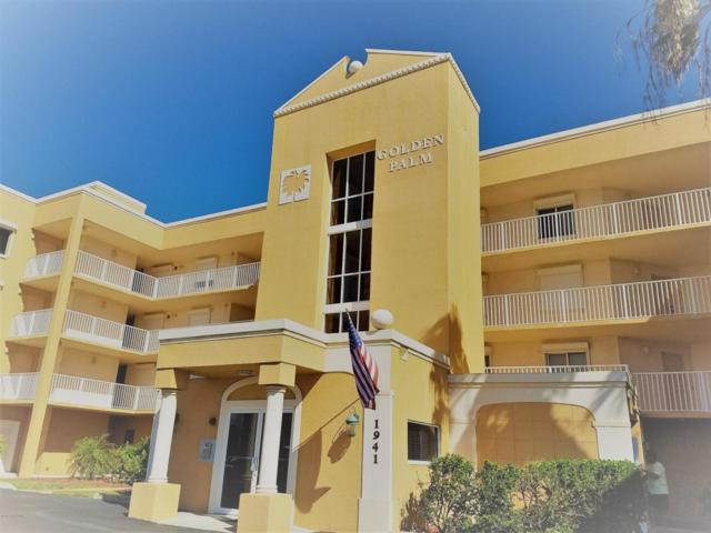 1941 Highway A1a #404, Indian Harbour Beach, FL 32937 (MLS #797797) :: Premium Properties Real Estate Services