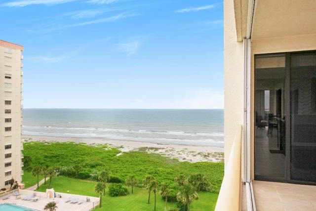 750 N Atlantic Avenue #901, Cocoa Beach, FL 32931 (MLS #814800) :: Pamela Myers Realty