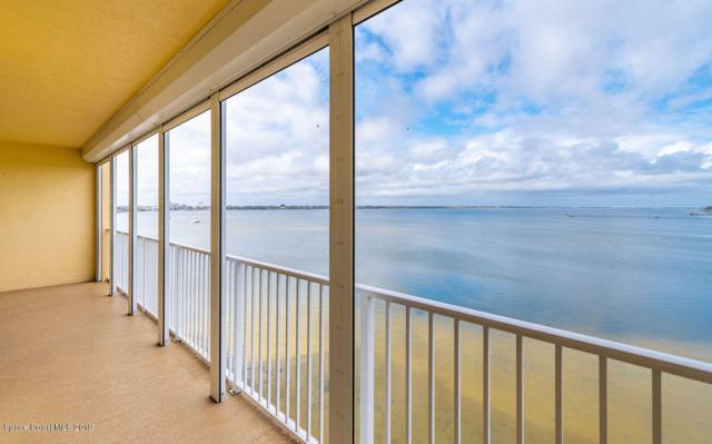 490 Sail Lane #404, Merritt Island, FL 32953 (MLS #836461) :: Blue Marlin Real Estate