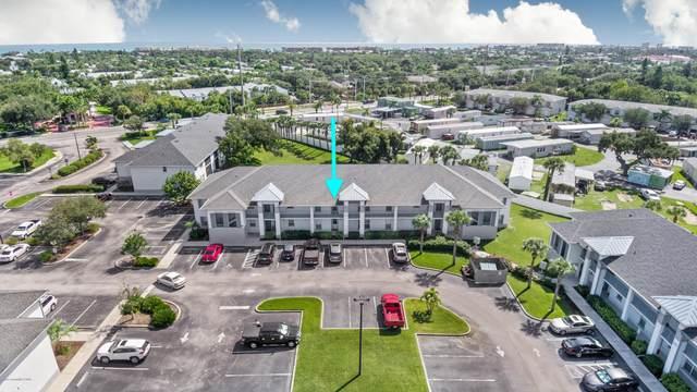 121 Portside Avenue #203, Cape Canaveral, FL 32920 (MLS #858973) :: Blue Marlin Real Estate