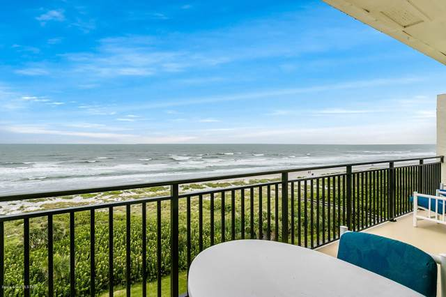 3060 N Atlantic Avenue #701, Cocoa Beach, FL 32931 (MLS #859211) :: Premium Properties Real Estate Services