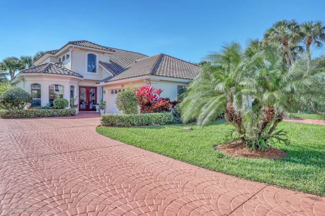 213 Osprey Villas Court, Melbourne Beach, FL 32951 (MLS #865760) :: Armel Real Estate