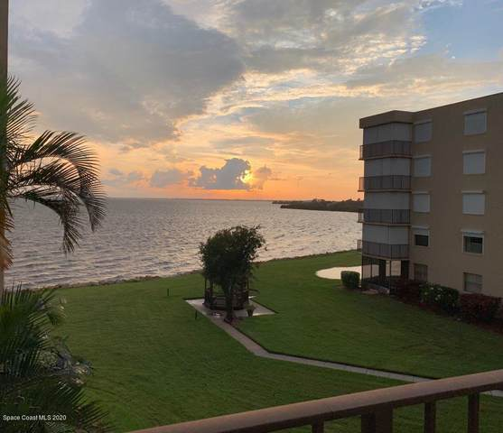 201 International Drive #633, Cape Canaveral, FL 32920 (MLS #867778) :: Premium Properties Real Estate Services