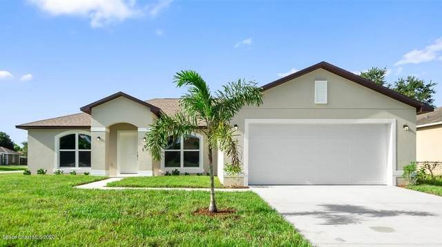 395 Carol Drive NE, Palm Bay, FL 32907 (MLS #880983) :: Blue Marlin Real Estate