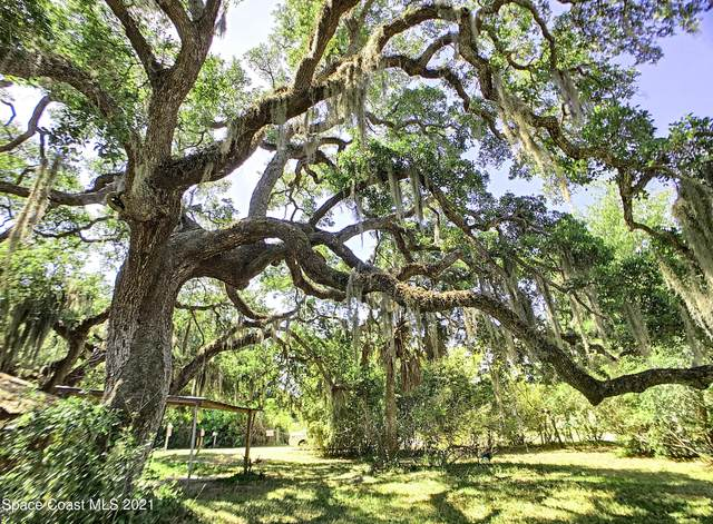 122 Oak Lane, Cape Canaveral, FL 32920 (MLS #885850) :: Blue Marlin Real Estate
